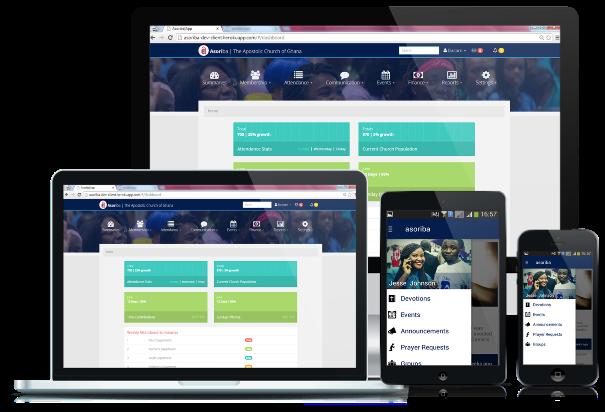 Asoriba Web App